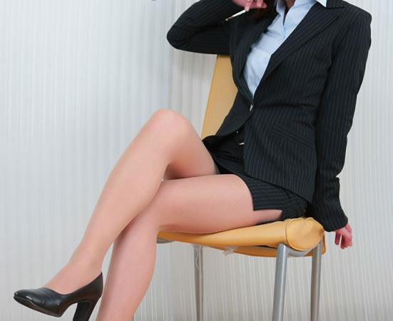 豹変スーツと調教オフィス